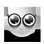 {white}:nerd: